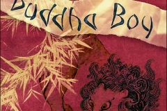 Buddha Boy - Hardcover dustjacket