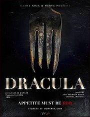 Dracula Poster • Theater publicity