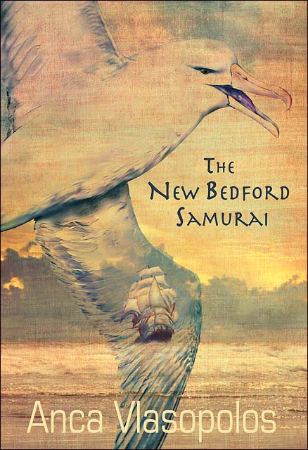 The New Bedford Samurai • Hardcover dustjacket