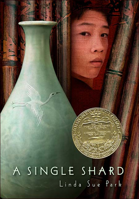 A Single Shard • Newbery Medal Winner • Hardcover dustjacket