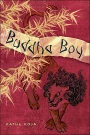 Buddha Boy - Hardcover dustjacket