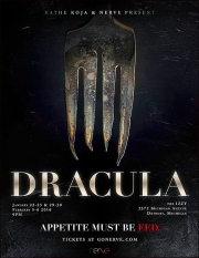 DRACULA • Theater poster